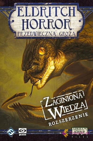 Eldritch Horror: Zaginiona Wiedza (PL) | Galakta